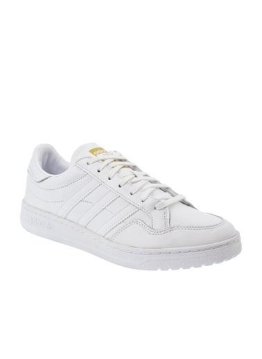 adidas Erkek Team Court Sneakers 289704 Beyaz